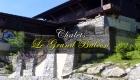 Chalets Le Grand Balcon Les Houches Eté